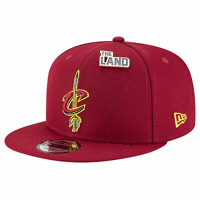 Cleveland Cavaliers New Era Official Draft 9FIFTY Snapback Cap Hat 2018 Mens 194ece8aeb7e