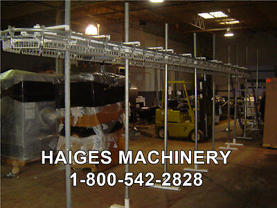Saratoga Dry Cleaning Conveyor