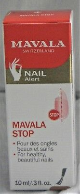 Mavala Stop Nail Alert for Ages 3+ 10ml QTY 12