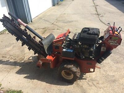 2012 DITCH WITCH RT16 Walk Behind Trencher