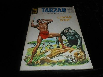 Tarzan géant 3 grand format sagédition 1970