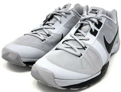 c3462cdbee3e Nike Men s Athletic Shoes Train Prime Iron DF (832219 003) Size 10 Grey  Running