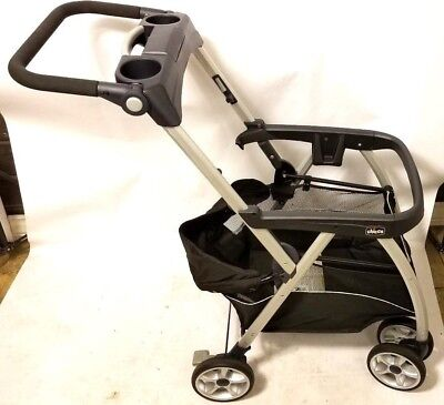 CHICCO KEYFIT BABY Caddy Stroller Frame, Black USED VG - $85.54 ...