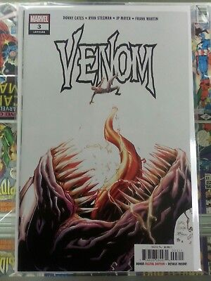 Venom #3 Marvel 2018 1st Appearance Of Knull God Of Symbiotes! NM/NM+