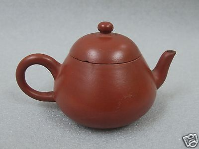 Antique Chinese Teapot Yixing Pottery 19Th Century