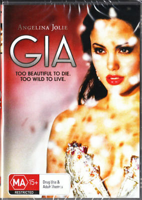 Gia Dvd Brand New And Sealed Australia All Regions
