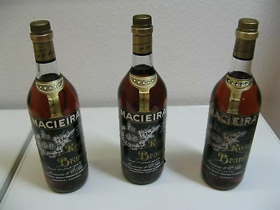 Alter MACIEIRA Royal Brandy aus den 80-gern, Portugal Import, Rarität