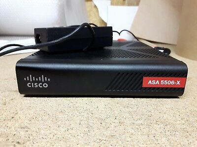 Cisco ASA5506-K9 price w/o VAT €320