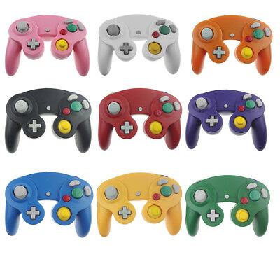 1Pcs Old Skool Gamecube Controller Gamepad Controller for Nintendo Wii GC Joypad