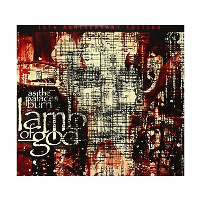 Music Lamb of God- As the Palaces Burn (10th Anniversary Edition CD/DVD) [Or ...