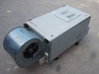 ABB DCS601-1500-61-15000A0 1400 HP (1036 kW) DC Motor drive, netto: 3940€