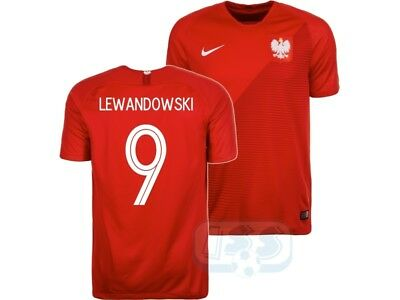 72a63fc37 RPOL19+  Poland new official Nike Away Stadium Jersey with NAME   NUMBER  shirt