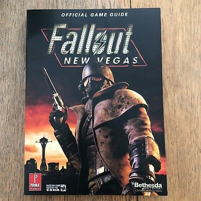 Fallout New Vegas Official Prima Game Guide - Bethesda - Paperback - Used
