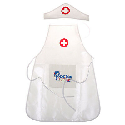 Children Play Role Play Doctor Clothing Toys Baby Nurse Doctor performing、2018