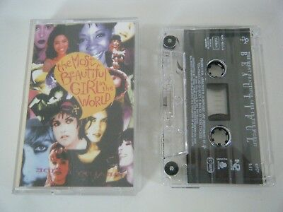 Prince The Most Beautiful Girl In The World Cassette Tape Single Npg Records '94