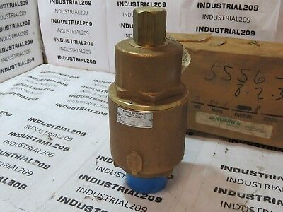 Kunkle 2'' 20-H01-Mg Safety Relief Valve New