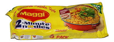 Maggi 2 Minute Masala Noodles 420gm / 6 Pack