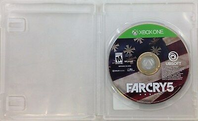 Far Cry 5 (Microsoft Xbox One 2018) Disc Only (3289-US12)