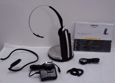 Jabra GN9350e GN Netcom Wireless Telephone Headset Call Centre silver