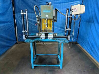 2 Ton Abex Dension Multipress Hydraulic C Frame Press Assembly Insertion Press