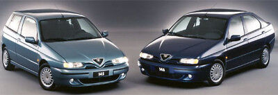 Manuale Officina Alfa Romeo 145 146 Workshop Manual Service Software Email