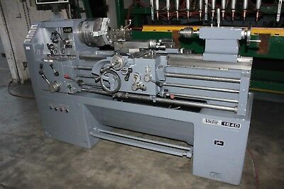 "16""/23"" Swing x 40"" Center Victor Engine Lathe Metal Turning Machine"