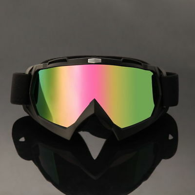 Mx Motocross Brille Solid Goggle Quad Offroad Cross Enduro Sx Mtb Atv