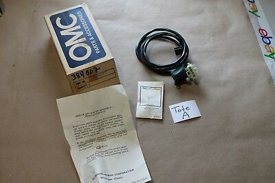 OEM OMC Johnson Evinrude Outboard Motor Switch w/Cable 0384007 384007 NIB NOS