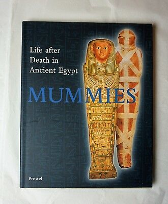 Mummies : Life after Death in Ancient Egypt by Renate Germer (1997, Hardcover)