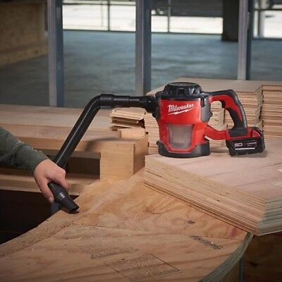 Handheld Vacuum Cleaner Cordless Compact Vacuums Construction Workshop Jobsite