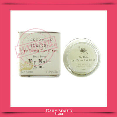 Tokyo Milk Let Them Eat Cake Bon Bon Lip Balm 0.22oz NEW FAST SHIP