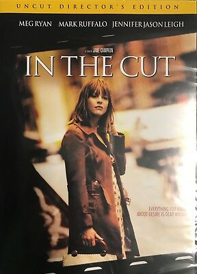 In the Cut - Meg Ryan,Mark Ruffalo - DVD - Brand NEW Sealed - FREE Fast Shipping