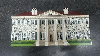 Sheila Collection 1995 Gone With The Wind Twelve Oaks.. Wilkes Plantation.