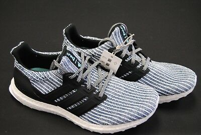 outlet store c86a5 05f0d [BC0248] NEW MEN'S Adidas Ultraboost 4.0 Parley Oceans Blue Spirit Adm246