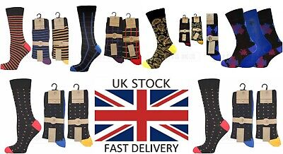 12 Pair Pack Mens Boys Bamboo Work Office Everyday Luxury Super Soft Top Socks