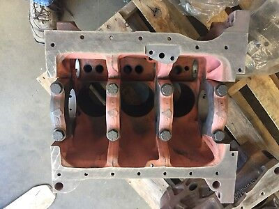 CYLINDER BLOCK NEW Holland Ford 201? Tractor Engine 192?