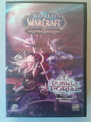 World Of Warcraft - Trading Card Game - Dunkle Portal - Starter Deck
