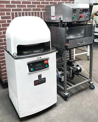 Pizza Combo! Bakery Restaurant Empire Spa Ta 15 & A.m. Manufacturing Lt 1800 Bh