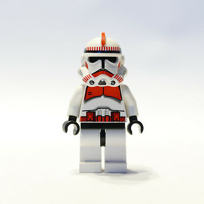 Lego® Star Wars™ Figur Clone Shock Trooper sw091 aus Episode 3 7655 neuwertig