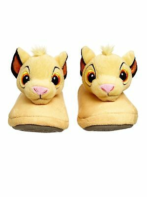 Brand New PETER ALEXANDER Lion King  Slippers Size S