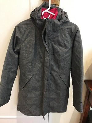 92a8c71eda7 NWT Patagonia Women's Vosque 3-in-1 Parka, Size L