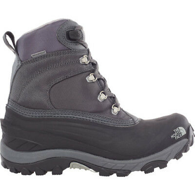 North Face Chilkat Ii Nylon Mens Boots - Dark Shadow Grey All Sizes