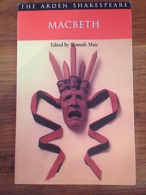 Macbeth by William Shakespeare (Paperback, 1997)