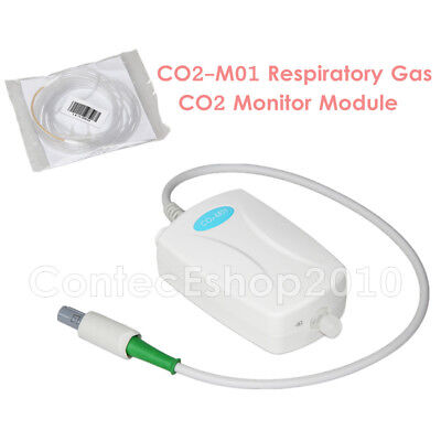 CO2-M01 Respiratory Gas CO2 Monitor Module End-tidal CO2 for Patient Monitor