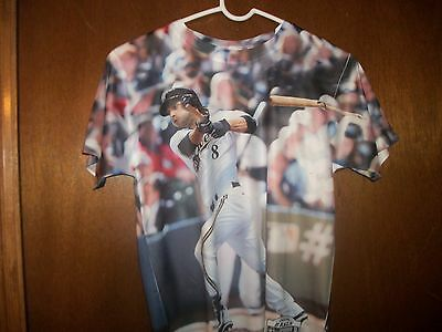 Milwaukee Brewers Ryan Braun Graphic T-Shirt 2 sided  NWT sz Medium Youth