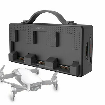 DJI Mavic Air Battery Charging Station by Smatree(Charge up to 5-8 Batteries)