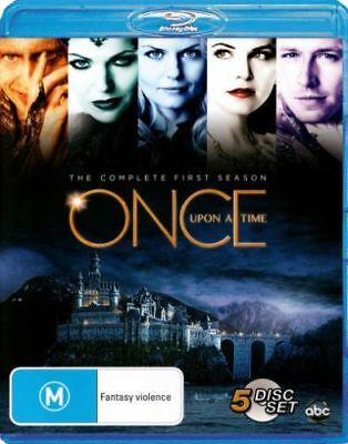 Once Upon A Time Season 1 Bluray Region Free ABC New