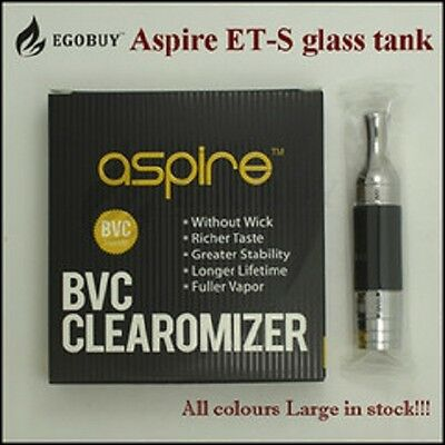 Clearomiseur Aspire ET-S BVC  3 ml