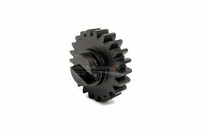 MadMax Hex Drive Hardened 19T Pinion for KM /& Baja Buggy 1//5th