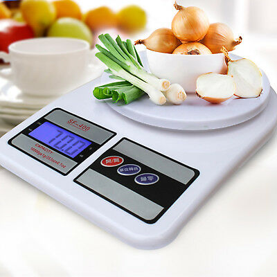 10kg Digital Electronic Kitchen Postal Scales Postage Parcel Weighing Weight ME
